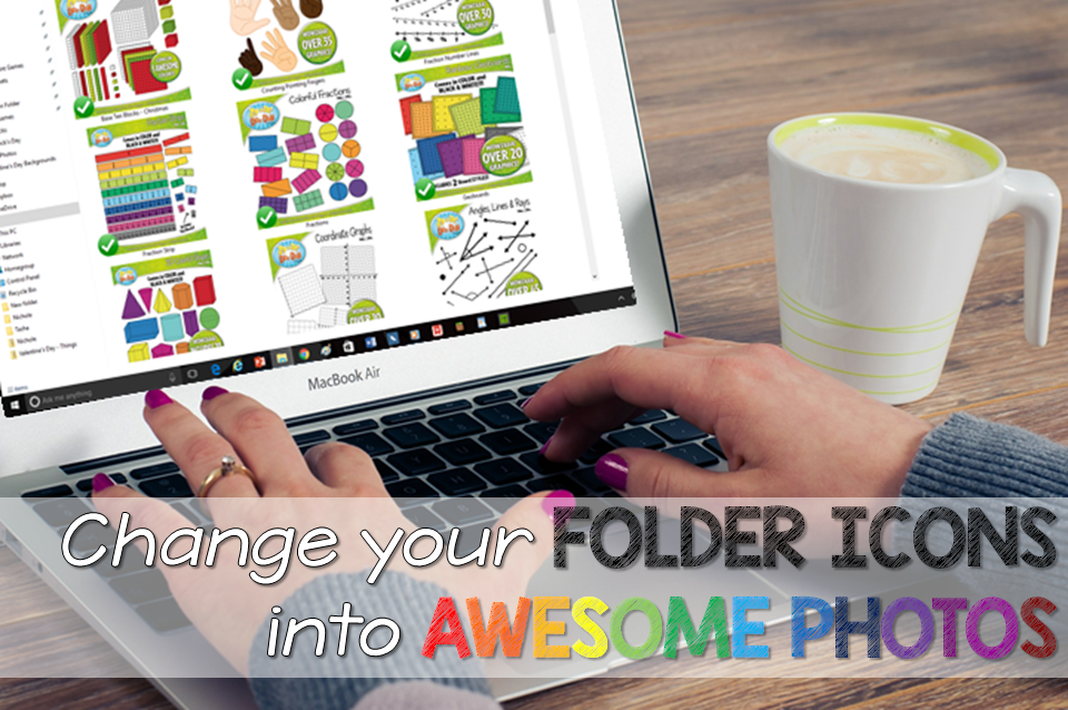 Change folder icons to Awesome icons! - Header