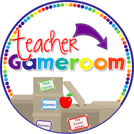 grab button for Teacher Gameroom