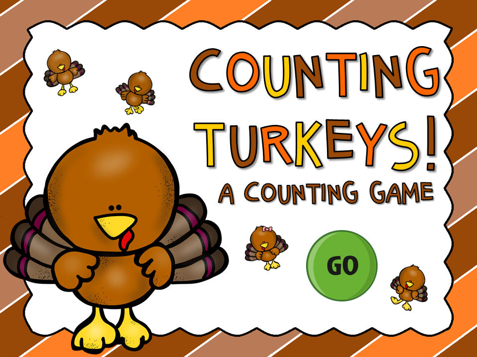 Counting Turkey Teacher vs Student Game