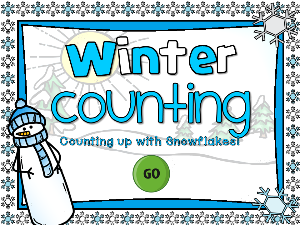 Winter Counting Teacher vs Student Game