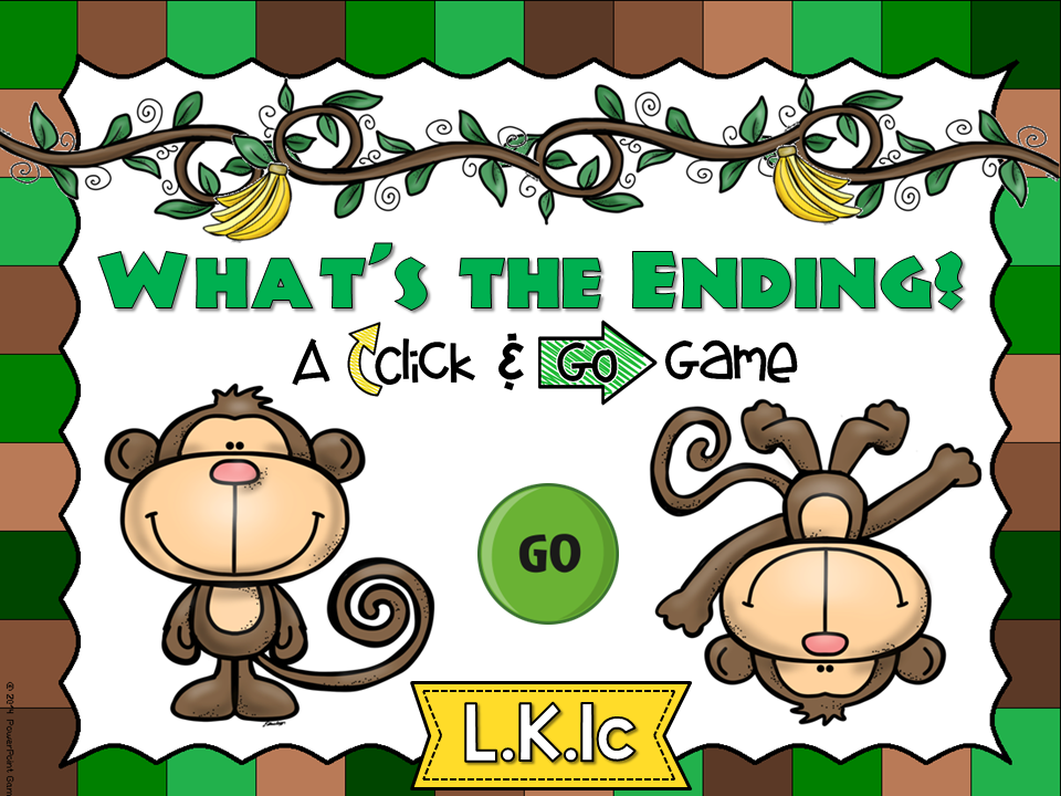 What's the Ending Click and Go Game