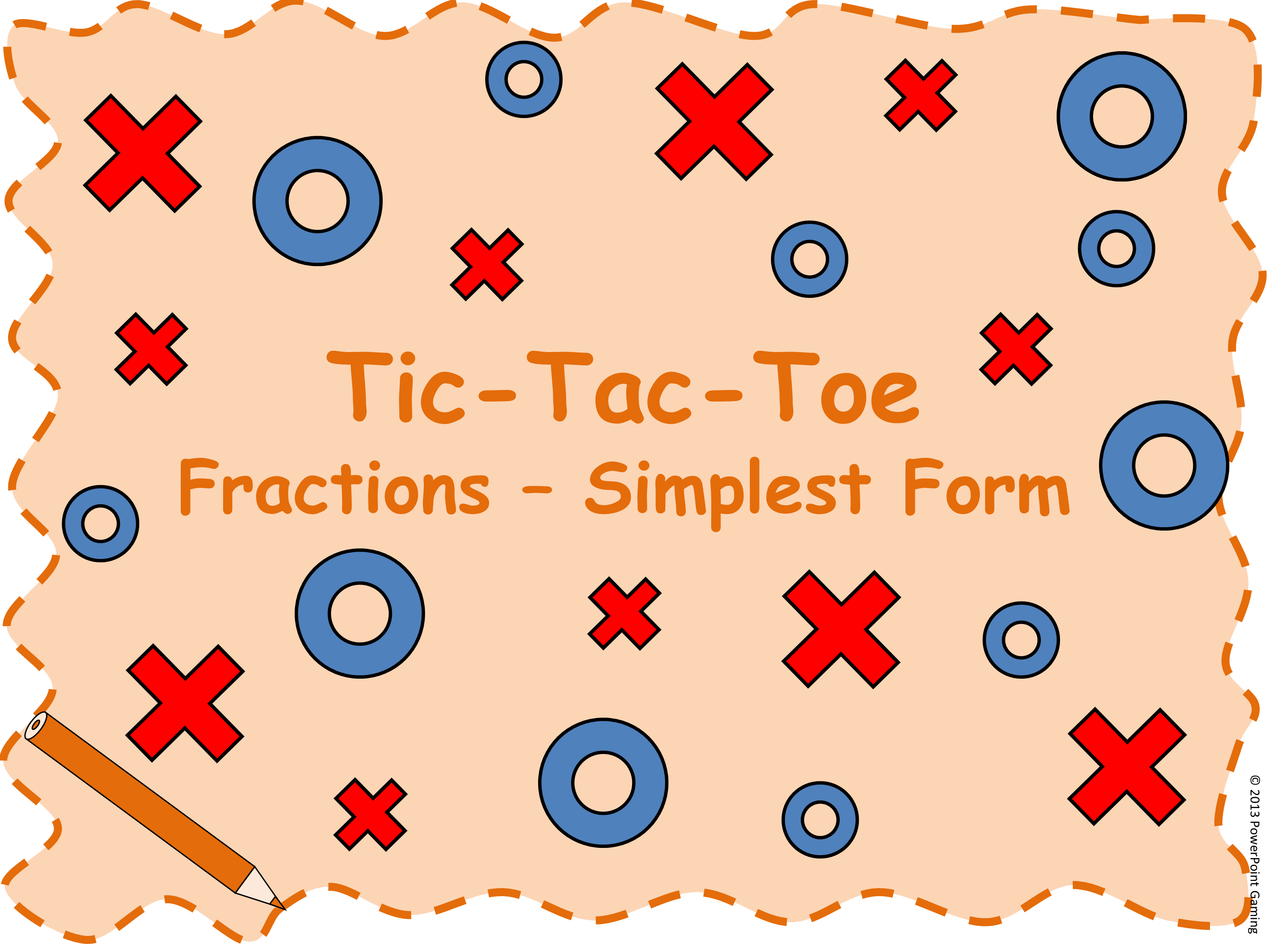 Simplest Form Tic-Tac-Toe Game