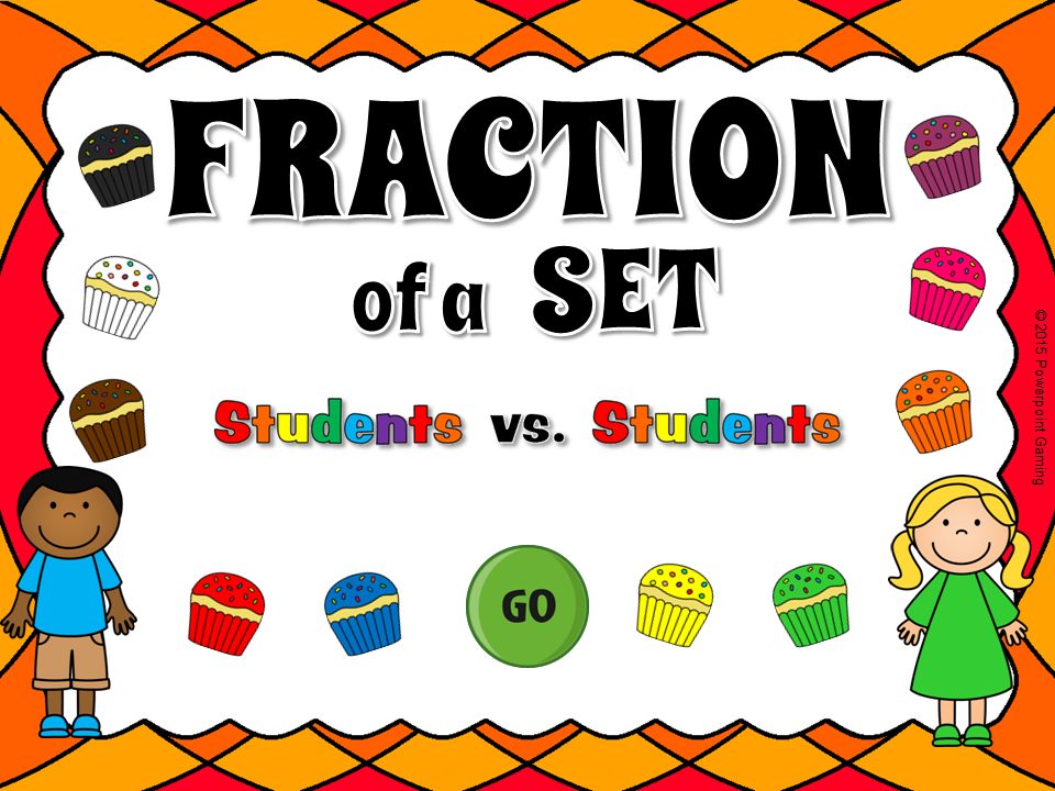 Fraction of Set - Student vs Student Game