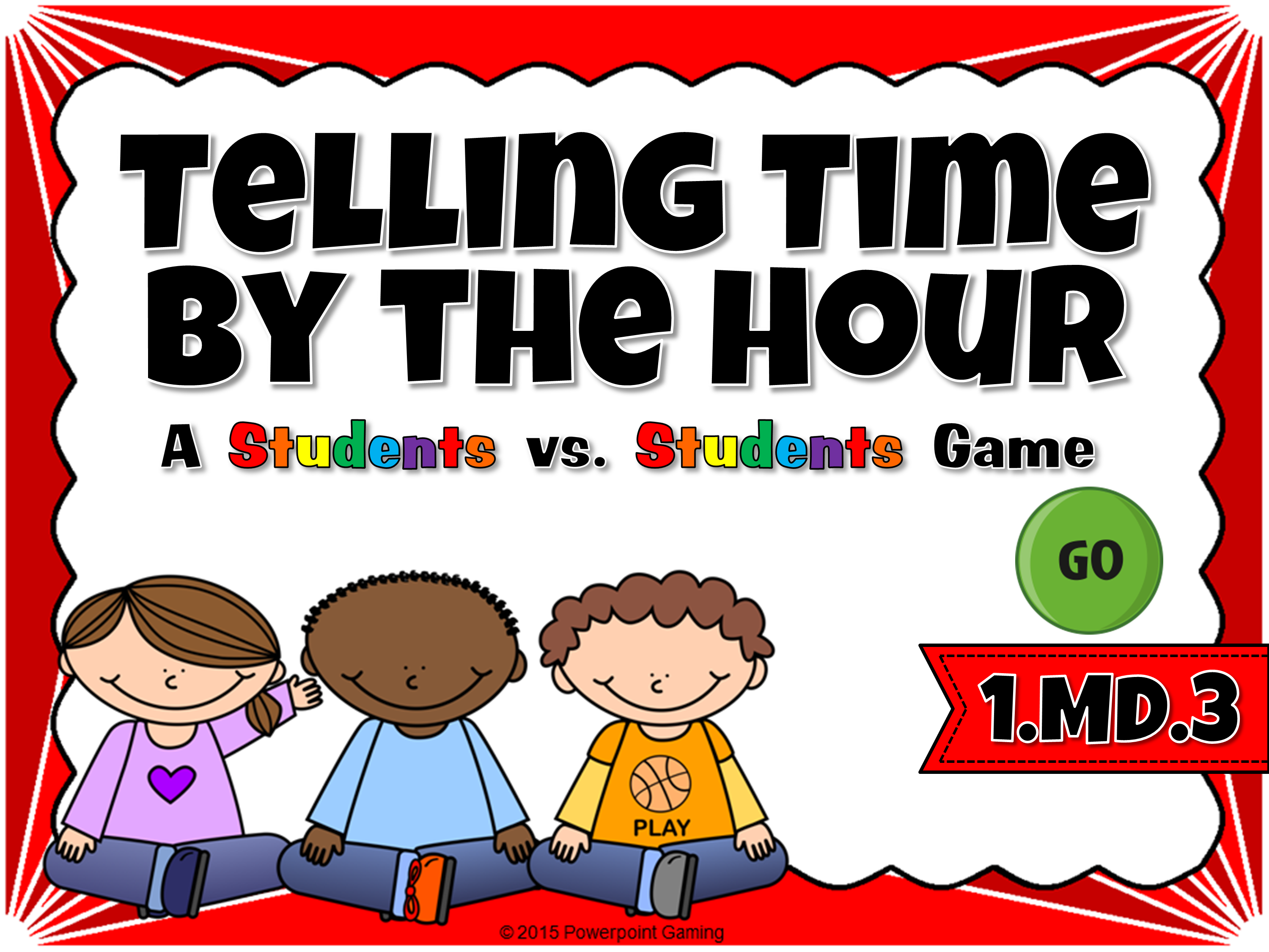 Time to the Hour Student vs Student Game