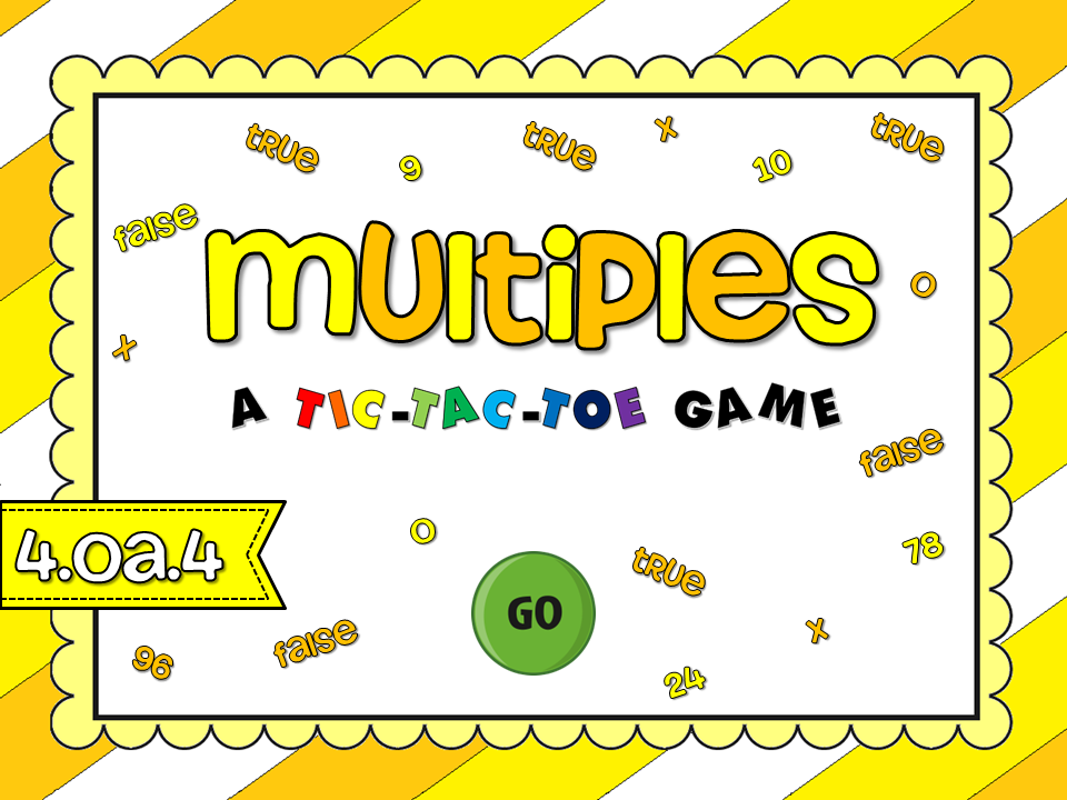 Multiples Tic-Tac-Toes Game