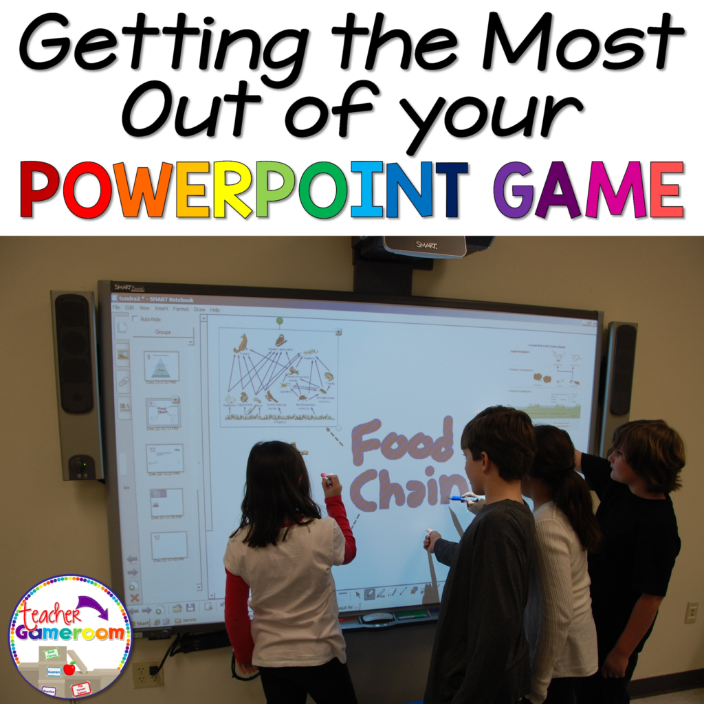 Getting the Most Out of Powerpoint Games Thumbnail Cover