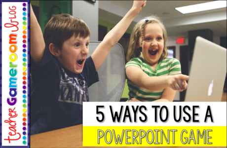 5 Ways to Use a PowerPoint Game