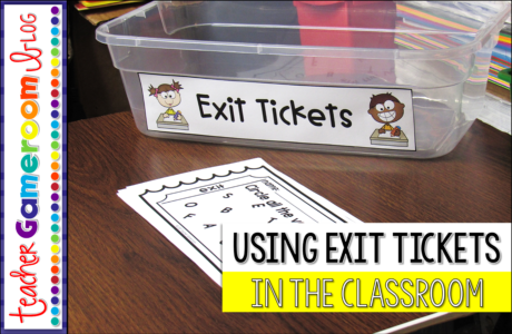 How to Use Exit Tickets in the Classroom