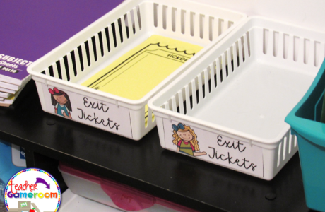 How to Use Exit Tickets in the Classroom 2