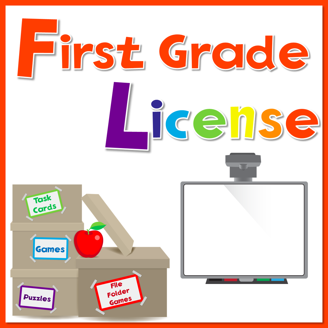 1st Grade License